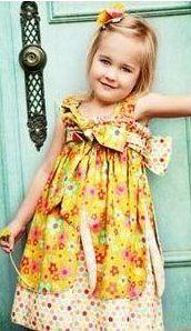 $12.95 children clothing dress sewing pattern