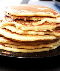 Pancake léger, léger, léger