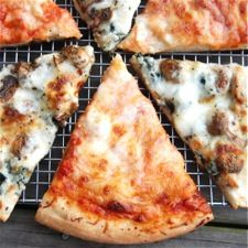 The Easiest Pizza Youll Ever Make: King Arthur Flour
