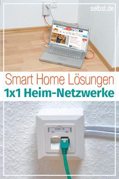 Netzwerk In our basic network technology, we explain how to properly set up a network, how to route network sockets, and how to wire a LAN patch panel. technology it Yourself High Tech Gadgets, Home Gadgets, Gadgets Online, Cooking Gadgets, Home Technology, Technology Gadgets, Computer Technology, Latest Technology, Smart Home