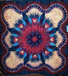 Made by Linda Bevins Nottingham NH It was awarded an blue ribbon and a viewer's choice at the Cocheco Quilt Guild annual show in NH! Description from pinterest.com. I searched for this on bing.com/images