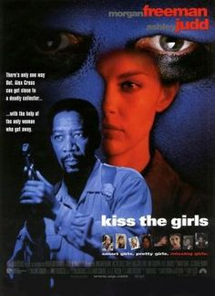 Kiss the Girls (1997) movie #poster, #tshirt, #mousepad, #movieposters2