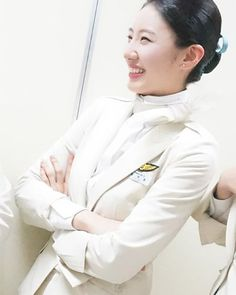 KOREAN AIR Flight Attendant/ Cabin Crew of ✩INSTAGRAM✩ ✨ - #승무원 #마인드코칭 #승무원과외