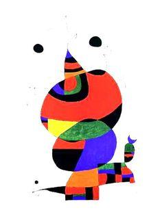 Joan Miró, projecto terminado!!