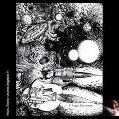 Bruno TASCON (Ecrivain Plasticien) - Ateliers Créatifs - Lorient Vannes Paris: Auteur - Angus Graveman