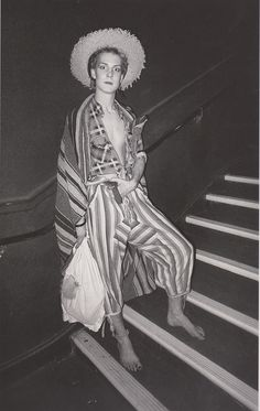 Derek Ridgers' London Youth, Joshua, Camden Palace, 1982