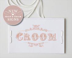 adorable, customizable signs/monograms, etc. check it out @Kara Boss!