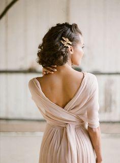 blush pink for bridesmaids