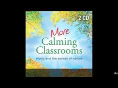 Calming music for the classroom!  I love playing calming music in my room.