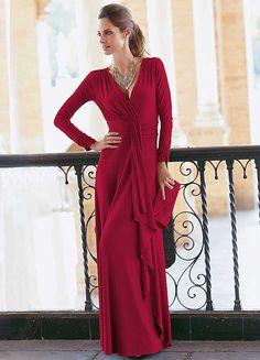 White Long Sleeve Maxi Dress | ... long sleeve belted maxi dress 19 together long sleeved maxi dress frsp