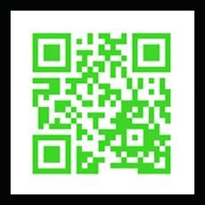 Find us on FB from this QR code.