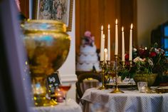 Make Merry Events rentals & design at Bespoke Wedding Event 2016, Cinderella inspiration at a fairy-tale themed event with photos by Evan McMaster Photography and flowers by The Flower Shop, venue The Lord Nelson