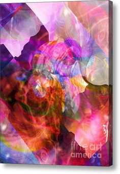 Gives you an idea of it on wrap around canvas if you don't want a black or white side….Dreaming Canvas Print / Canvas Art By Margie Chapman