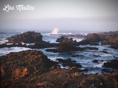 Los Molles, Valparaiso, Chile - a great retreat for a carefree few days by the beach with a range of mostly basic, thought comfortable places to stay and a few reasonably pleasant places to eat.