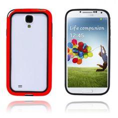 Anti-Stöt (Full Röd) Mobilskal Samsung Galaxy S4
