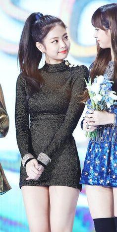 Sport – Renna J. Kpop Girl Groups, Korean Girl Groups, Kpop Girls, Stage Outfits, Kpop Outfits, Kim Jennie, Black Pink Kpop, Blackpink Photos, Blackpink Fashion