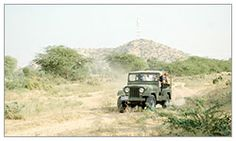 Want to enjoy jeep safari, There are many national park that provides the facility of jeep safari.