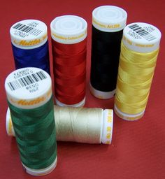 REALLY good article about different weights of thread, lot about Mettler