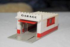 Lego Garage, 60er Jahre