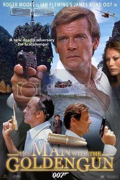 James Bond Actors, James Bond Movie Posters, Old Movie Posters, James Bond Movies, Sean Connery, Roger Moore James Bond, Estilo James Bond, Service Secret, Capas Dvd