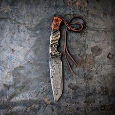 VORN DYR - forged with hamon