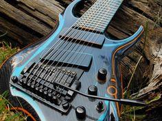 Custom Bass Guitars Design | ... blog contributor and carthage guitarist noyan tokgozoglu s new custom