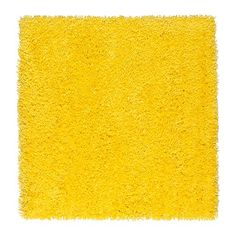 HAMPEN Rug, high pile - IKEA two and a half foot square, perfect for little bottoms in a schoolroom or playroom