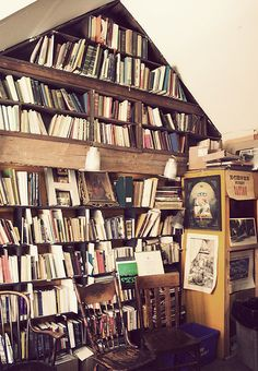 library | home -★-