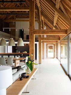 Une grange rénovée dans les Costwolds | PLANETE DECO a homes world