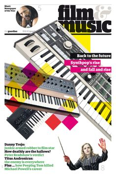 Guardian Film & Music cover: The return of Synths