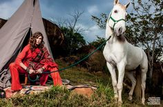 J And B Coaches Byron Bay Express CristaCober by #JRDuran for #VogueBrazil August 2014