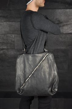 Guidi – Zipped Handbag | -PNP, fashion stores in Florence