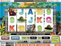 Kanga Cash video slot new players get $15 free deposit Come with us to a land down under, join the jolly swagman and go panning for gold.