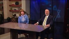 Rabbi Daniel & Susan Lapin hosts of Ancient Jewish Wisdom thank the TCT Network viewers!