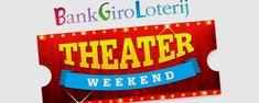 Tweede editie BankGiro Loterij Theaterweekend groot succes #musicals #theater