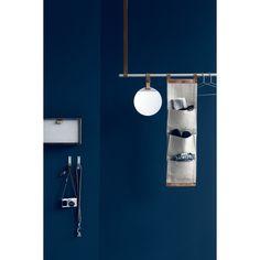 Enter aviskurv fra Ferm Living, designet av Søren Rose. En flott og stilren aviskurv i kraftig ...