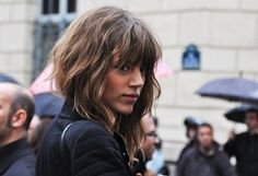 Freja Beha Erichsen's shares with us her favourite products, her beauty advice, and why she cuts her own hair.