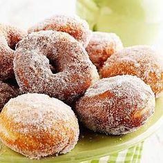 Vappumunkit / Sugar or Jam donut