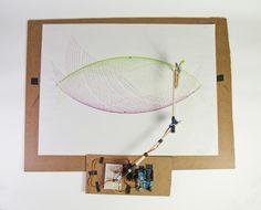 Arc-O-Matic, an Arduino-Controlled Art Bot