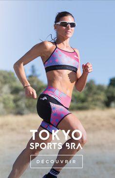 708ce5db0d56db Kiwami tokyo 2 fujiro women's sport bra for triathlon and outdoor ...