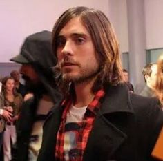 Jared Leto - One of my main man crushes :)