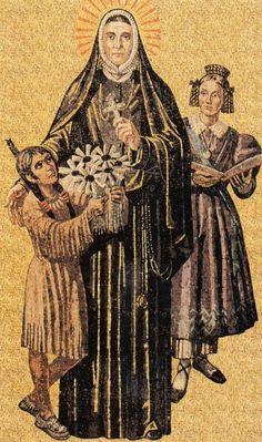 St. Rose Philippine Duchesne, pray for us!