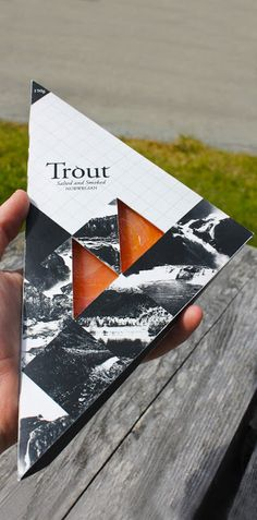 Packaging of the World: Creative Package Design Archive and Gallery: Norwegian Fish Package (Student Project)