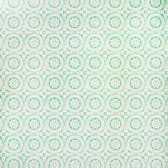 Behang Aqua print (Bloomingville)