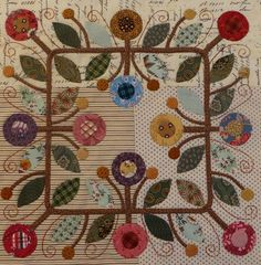 Rambling Ways Quilt Town Square - Pine Valley Quilts