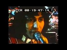 """Sadly, almost the only interview footage of the band from their heyday; 1974 interview with Lolly and Pat, features Tony's laughter as well. Many fans believe Lolly and Pat are """"putting the interviewer on,"""" idk, you decide!  Following the interview is a live/ recorded version of """"Wovoka,"""" one of Pat's songs, this one about the Ghost Dance Movement."""