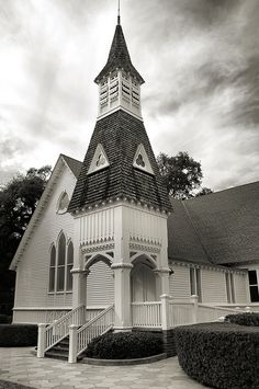 First Presbyterian Church, 1873  Brunswick, Glynn County GA
