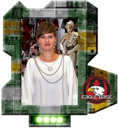 Rebel Legion :: Viewing costume :: Mon Mothma