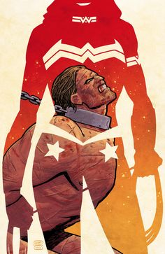 WONDER WOMAN #26 Written by BRIAN AZZARELLO Art and GORAN SUDZUKA Cover by CLIFF CHIANG