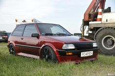 Toyota Starlet Ep71 Sport Turbo Intercooler 1985 Picture 3
